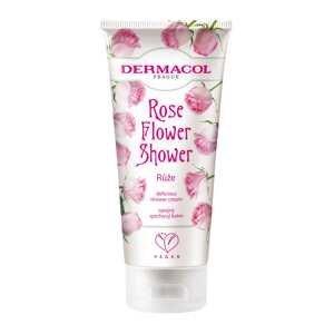 Dermacol Flower shower sprchovací krém Ruža 200 ml