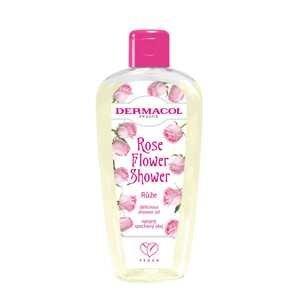 Dermacol Flower shower sprchovací olej Ruža 200 ml