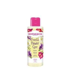 Dermacol Flower care telový olej Frézia 100 ml