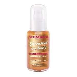 Dermacol Shimmer my body trblietavý telový olej 50 ml