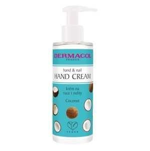 Dermacol Hand and nail krém Kokos 150 ml