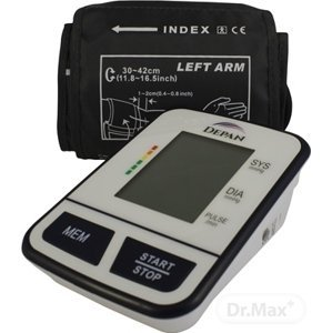 DEPAN Digitálny tlakomer model 01003031 automatický na rameno 1x1 ks