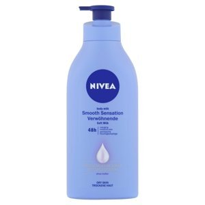 NIVEA Krémové telové mlieko Smooth Sensation 625ml 625 ml