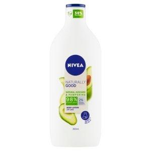 NIVEA Telové mlieko Naturally Good Avoc. 350ml 350 ml