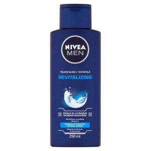 NIVEA Men Telové mlieko pre mužov 250 ml