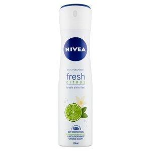 NIVEA Sprej AP Fresh Citrus 150ml 150 ml