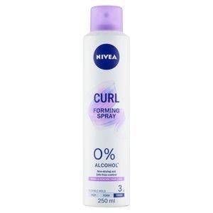 NIVEA Tvarovací sprej Curly 250 ml