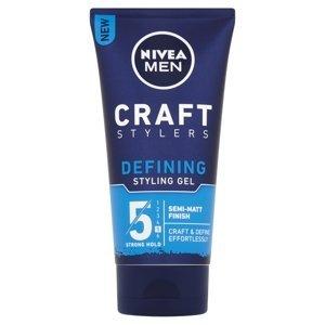 NIVEA Men Gél na vlasy Matný vzhľad 150 ml
