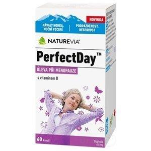 SWISS NATUREVIA PerfectDay cps 1x60 ks