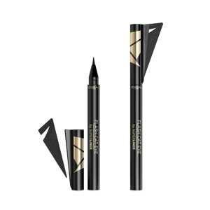 L'Oréal Paris Super Liner Flash Cat Eye Očná linka, čierna 9 g