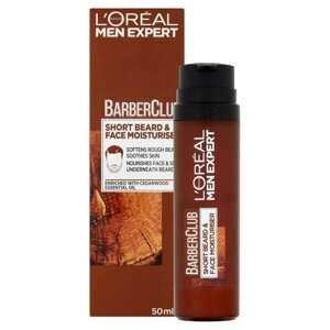 L'Oréal Paris Men Expert Barber Club brada a tvár hydratačná starostlivosť 50 ml