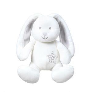 BABYONO Hračka plyšová Zajačik Jimmie 1×1 ks, plyšová hračka pre deti