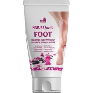 Naturquelle Foot Regeneračný balzam na chodidlá 1x120 ml