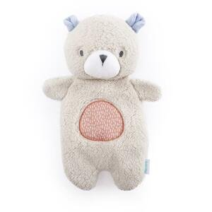 INGENUITY Maznacia hračka Nate™ medvedík 0m+ 1×1ks