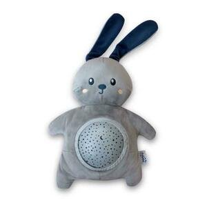 PABOBO Projektor s melódiou zajačik Soft Plush 1×1ks