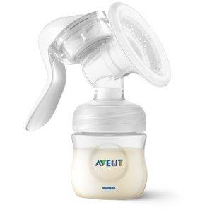 Philips AVENT Odsávačka materského mlieka manuálna 1×1 ks, odsávačka mlieka