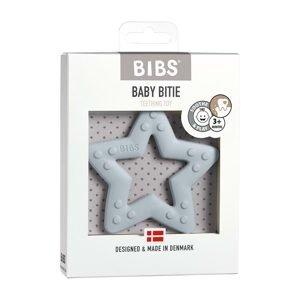 BIBS Baby Bitie hryzátko star-baby blue 1×1ks