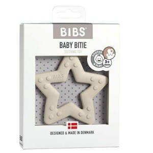 BIBS Baby Bitie hryzátko star-ivory 1×1ks