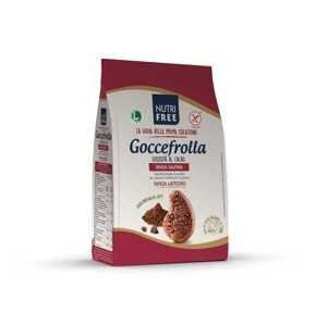 Nutrifree Goccefrolla-kakaové sušienky s čokoládou 1×400g