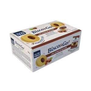 Nutrifree Bisco&Go Nocciola linecké koláče s lieskoorieškovým krémom 1×160g
