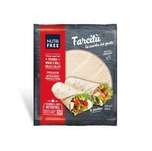 Nutrifree Farcitu wrap/tortilla 1×120g