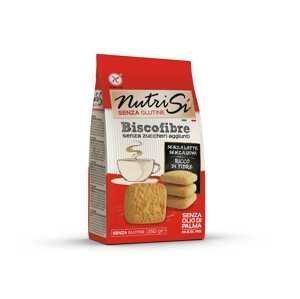 Nutrifree Nutri Sí Biscofibre sensa zuccheri aggiunti sušienky bez pridaného cukru 1×250g