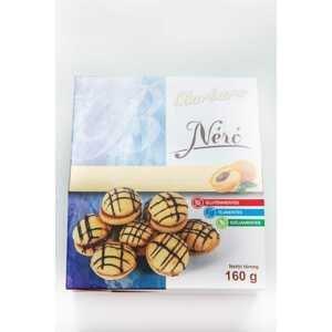 Barbara Linecké koláčiky Nero s marhuľovým lekvárom 1×160g
