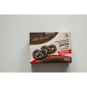 Barbara Vanilkové praclíky s kakaovou polevou 1×150g