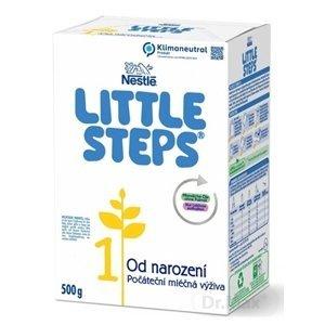 LITTLE STEPS 1 1×500 g, mliečna výživa, od narodenia