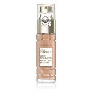 L'Oréal Paris Age Perfect 230 Golden Vanilla 1×30 ml, kolagénový make-up