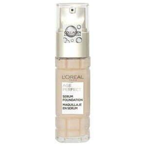 L'Oréal Paris Age Perfect 260 Radiant Beige 1×30 ml, kolagénový make-up