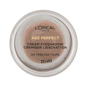 L'Oréal Paris Age Perfect 04 Timeless taupe 1×4 ml, očné tiene