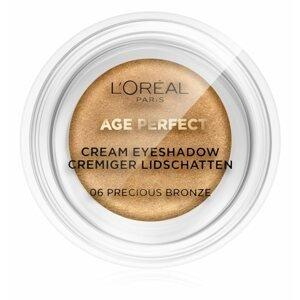 L'Oréal Paris Age Perfect 06 Precious bronze 1×4 ml, očné tiene