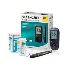 ACCU-CHEK Active Kit set