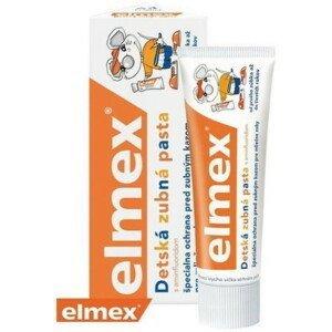 ELMEX Detská zubná pasta 50 ml