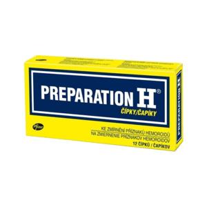 PREPARATION H 1x12 ks sup 12