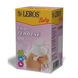 LEROS Baby čaj pre tehotné 20 x 2 g