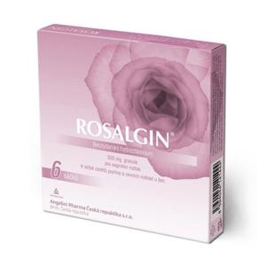 ROSALGIN 500 mg 6 vrecúčok