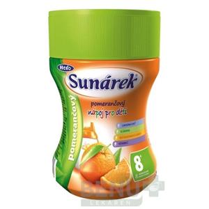 SUNÁREK Instantný nápoj pomarančový 200 g