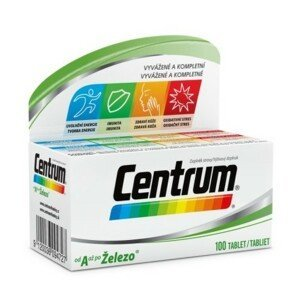 CENTRUM A-Z multi efekt 100 tabliet