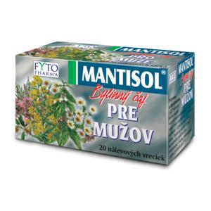 FYTO MANTISOL Bylinný čaj PRE MUŽOV 20x1g