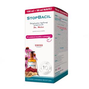DR. WEISS Stopbacil sirup 100 ml + 50 ml