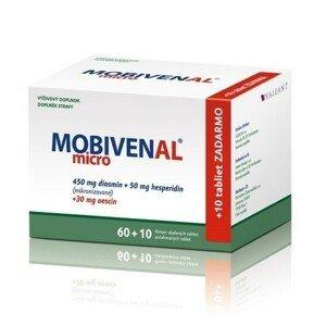 MOBIVENAL micro 70 tbl. tbl flm 60+10 zdarma