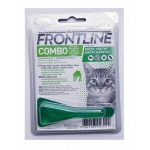 FRONTLINE Combo Spot-On pre mačky a fretky 1x0,5 ml sol 1x0,5ml