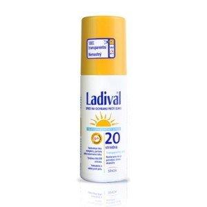 LADIVAL Transparentný sprej SPF20 150 ml