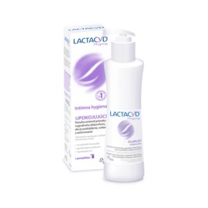 LACTACYD Pharma upokojujúci 250 ml