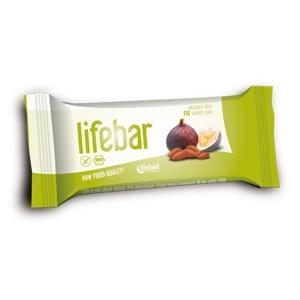 LifeBar BIO tyčinka figová 47 g 47g