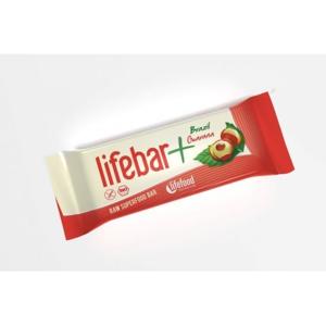 LifeBar Plus BIO tyčinka brasil s guaranou 47 g 47g