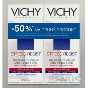 VICHY DEO STRESS RESIST 72H DUO 2x50ml
