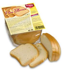 Schar pan blanco bezlep. 200g 200g